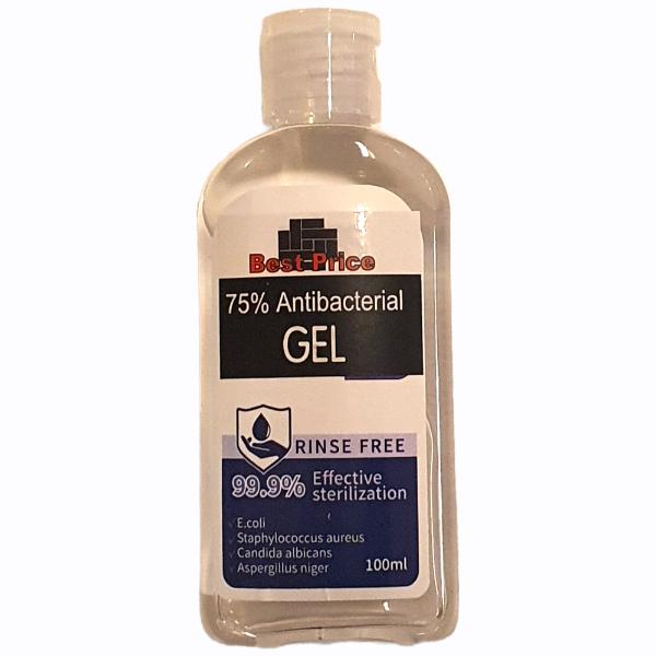 Bilde av Antibakteriell Gel 100ml