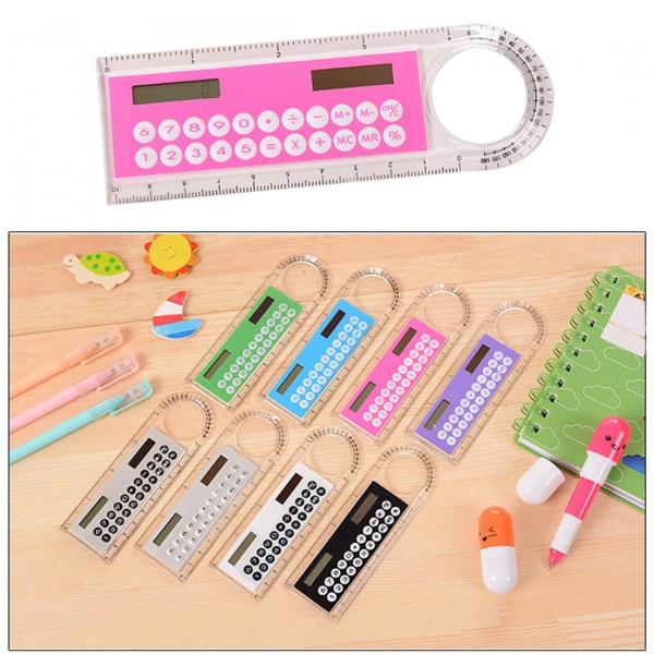 Bilde av Linjal & Kalkulator