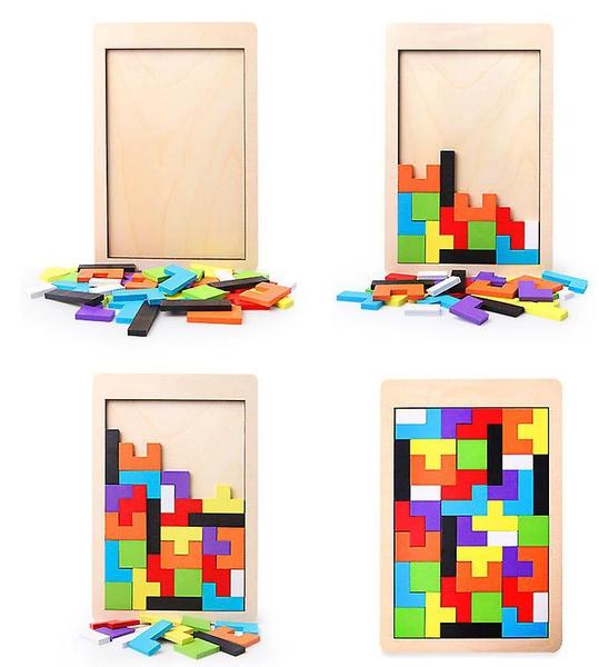 Bilde av Tetris IQ Puzzle