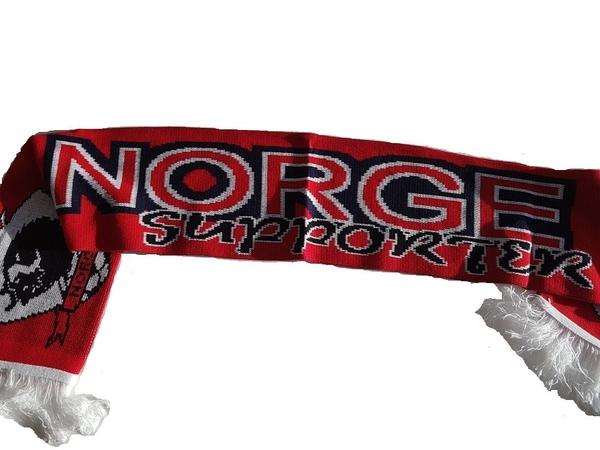 Bilde av Norge- Supporter- Skjerf