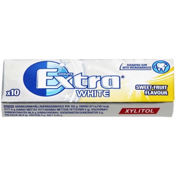Bilde av Extra Tyggegummi 14g- Ulike Smaker