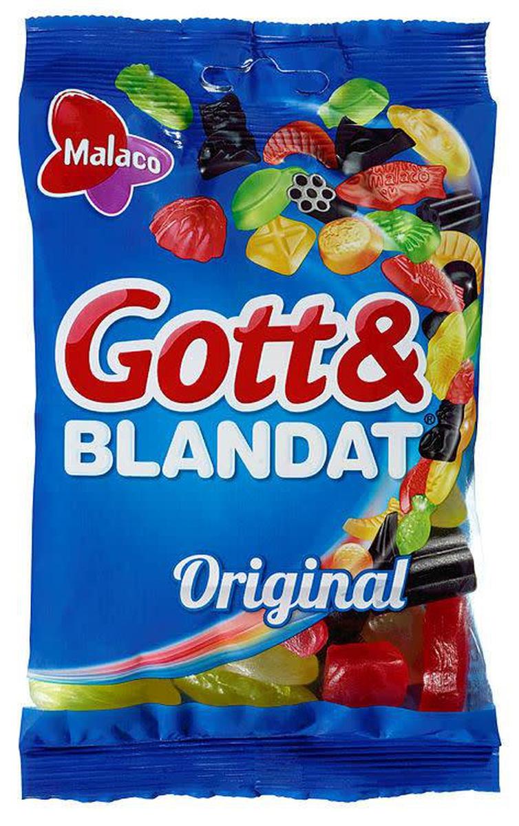 Gott & Blandat Original 160g