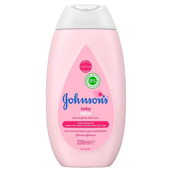 Bilde av Johnson's Baby Lotion 200ml