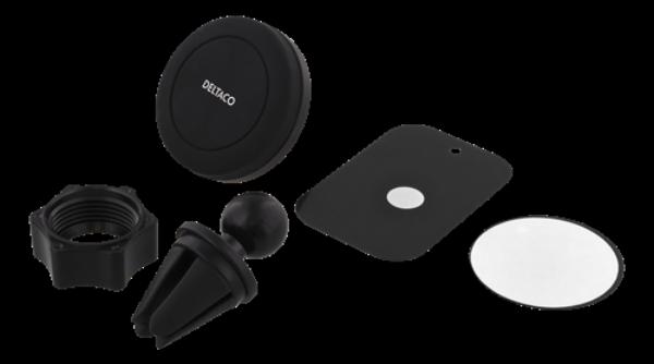 Bilde av Deltaco Mobilholder Magnet For Bil