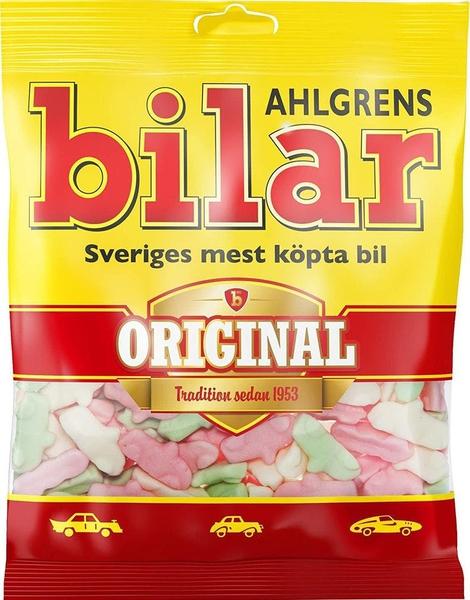 Bilde av Ahlgrens Biler - Flere smaker