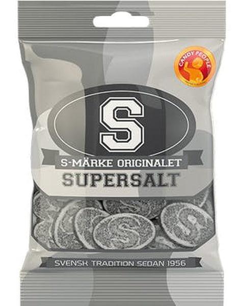 Bilde av S-merke Supersalt Orginal 80g
