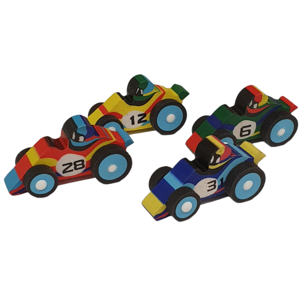 Bilde av Viskelær Racerbil