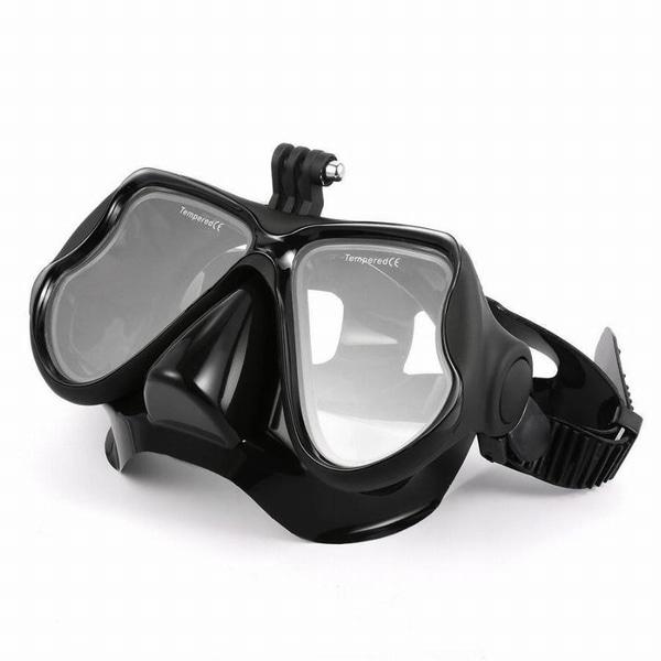 Bilde av Dykkemaske For GoPro Med Etui