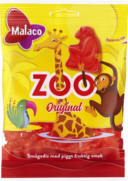 Bilde av Malaco Zoo Original 80 g