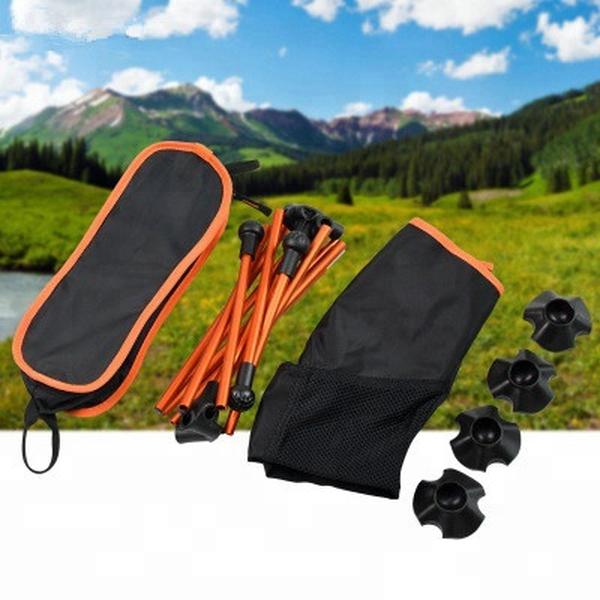 Bilde av Sammenleggbar Camping/turstol- Flere Farger