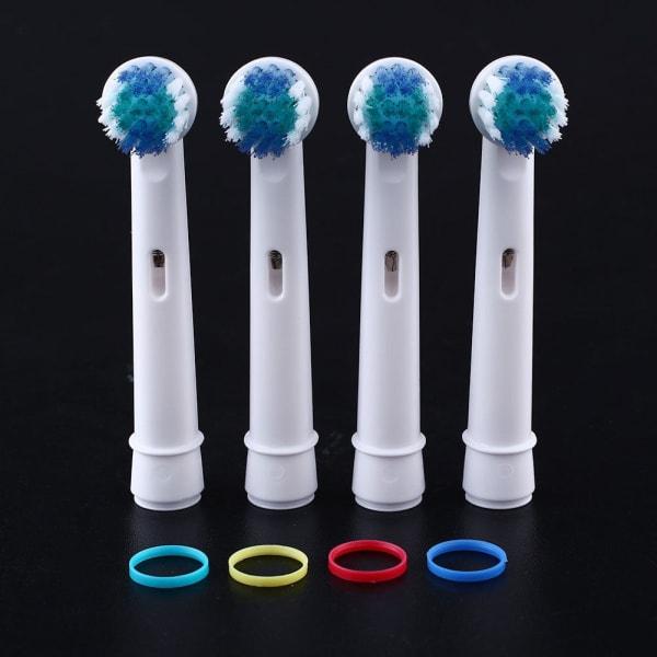 Bilde av Elektrisk Tannbørstehoder 4pk