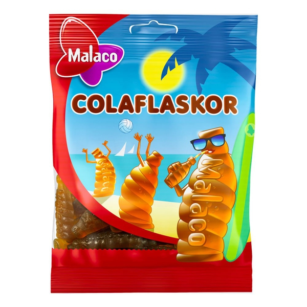 Bilde av Malaco Colaflaskor