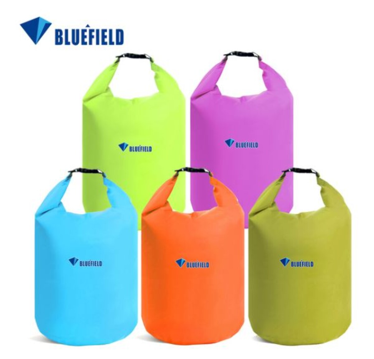 Dry Bag/Tørrsekk 10/20/40/70 Liter
