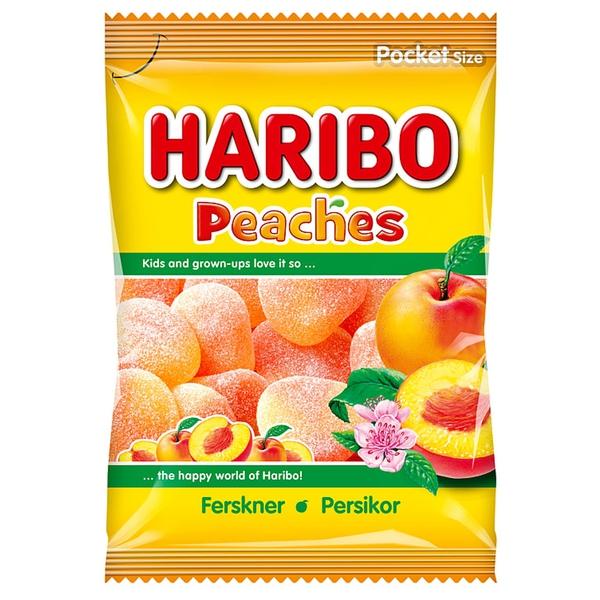 Bilde av Haribo Peaches 80g