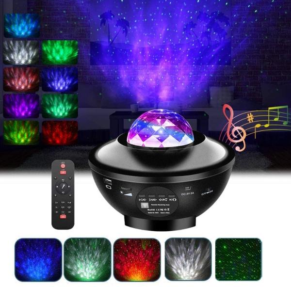 Bilde av Stjernehimmel Projektor m/ Bluetooth Høyttaler