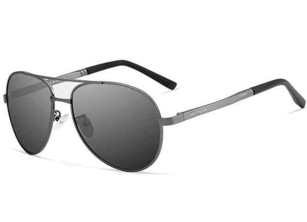 Bilde av Polariserte Solbriller Med Etui- Flere Farger