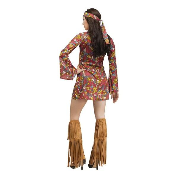 Bilde av Peace & Love Hippie Kostyme