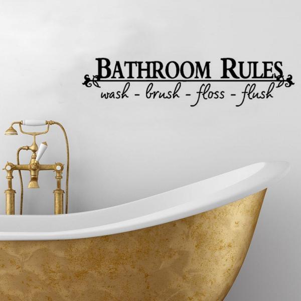 Bilde av Toilet Rules