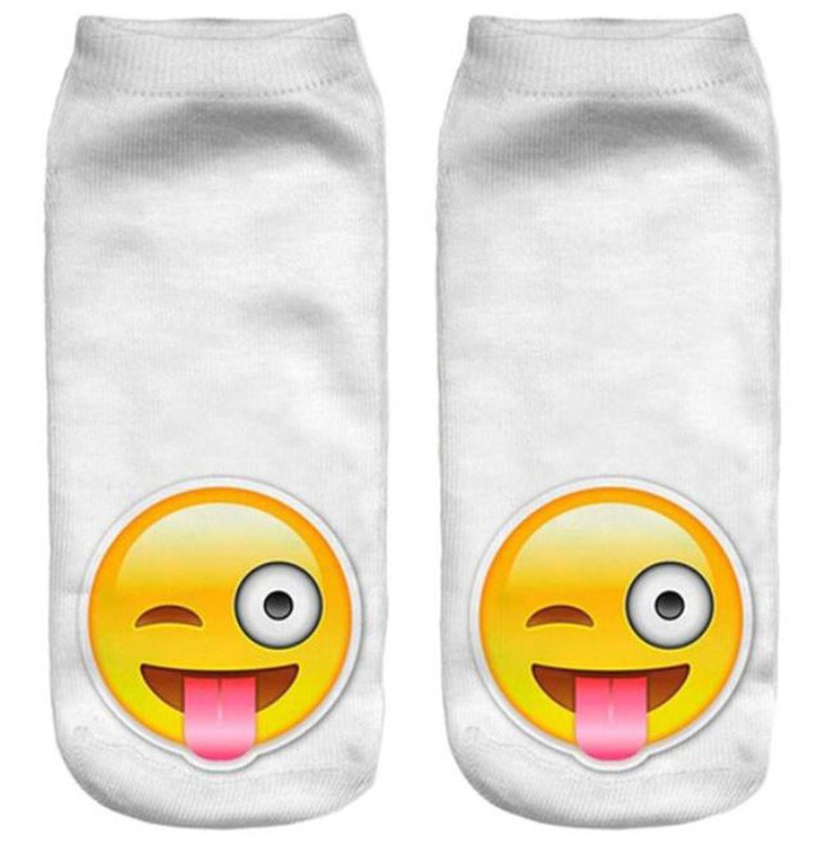 Morsomme Emoji Sokker