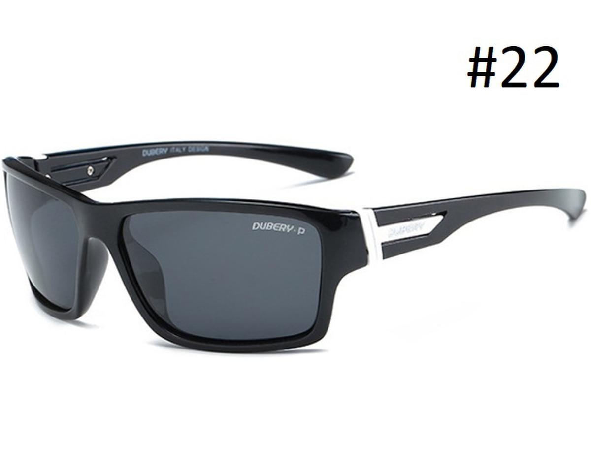 Dubery- Polariserte Solbriller- 56 Ulike Briller