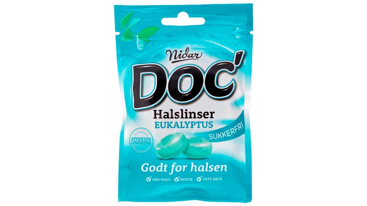 Doc Halslinser - Ulike Smaker