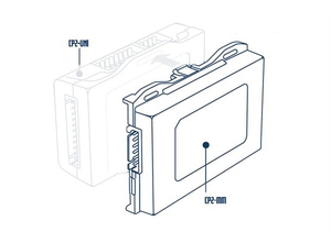 Bilde av CP2-MM Multimedia modul for CP2-UNI / SWI-CP2