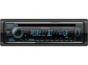 Bilde av Kenwood KDC-BT740DAB CD Radio DAB BT USB/iPhone