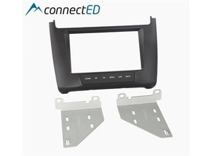 Bilde av ConnectED Premium monteringskit 2-DIN Polo (2015