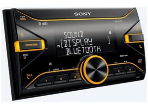 Bilde av Sony DSX-B710D 2-DIN radio DAB BT USB/iPhone