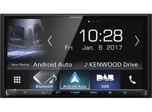 Bilde av Kenwood DMX-7017DABS Apple CarPlay og Android