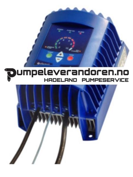 Bilde av Frekvensomformer 1x230V/1,1kW vannpumpe