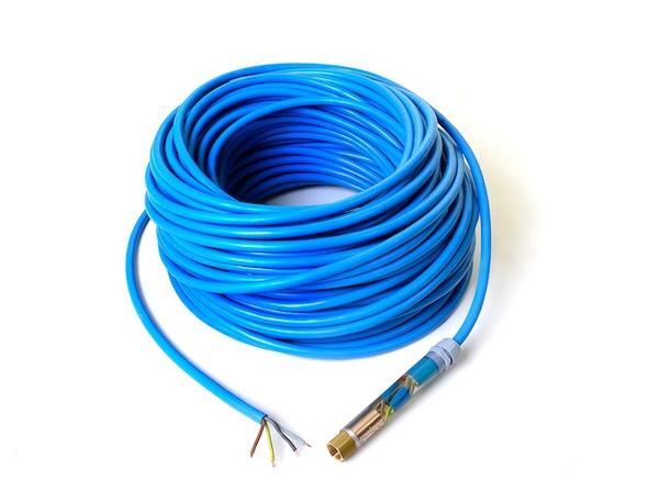 Bilde av EL-Kabel 130m - 3 fas