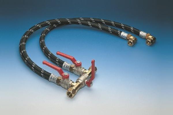 Bilde av Montering-sett  vannfilter for enkel installasjon og service