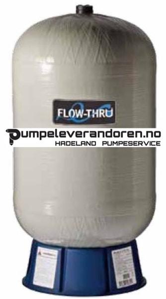 Bilde av Trykktank 80 liter FLOW-THRU Membranhydrofor 8,6 bar