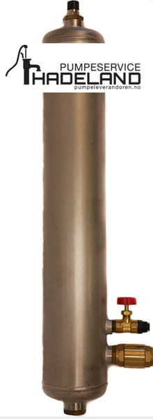 Bilde av Utlufter HPSLP Hydropress Hydrogensulfid