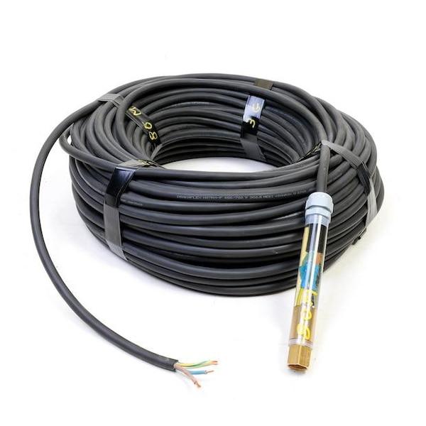 Bilde av EL-Kabel 80m - 1 fas sort