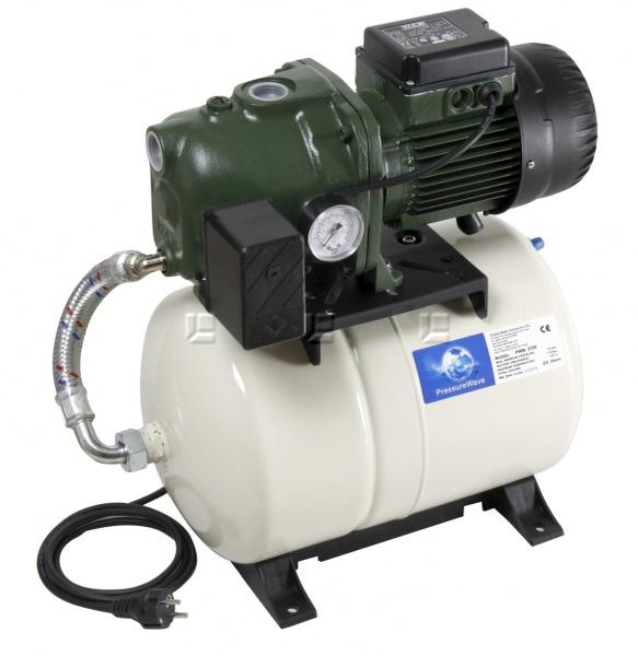 Bilde av Vannpumpe 6 bar  20 liter Aquajet 112 M-G