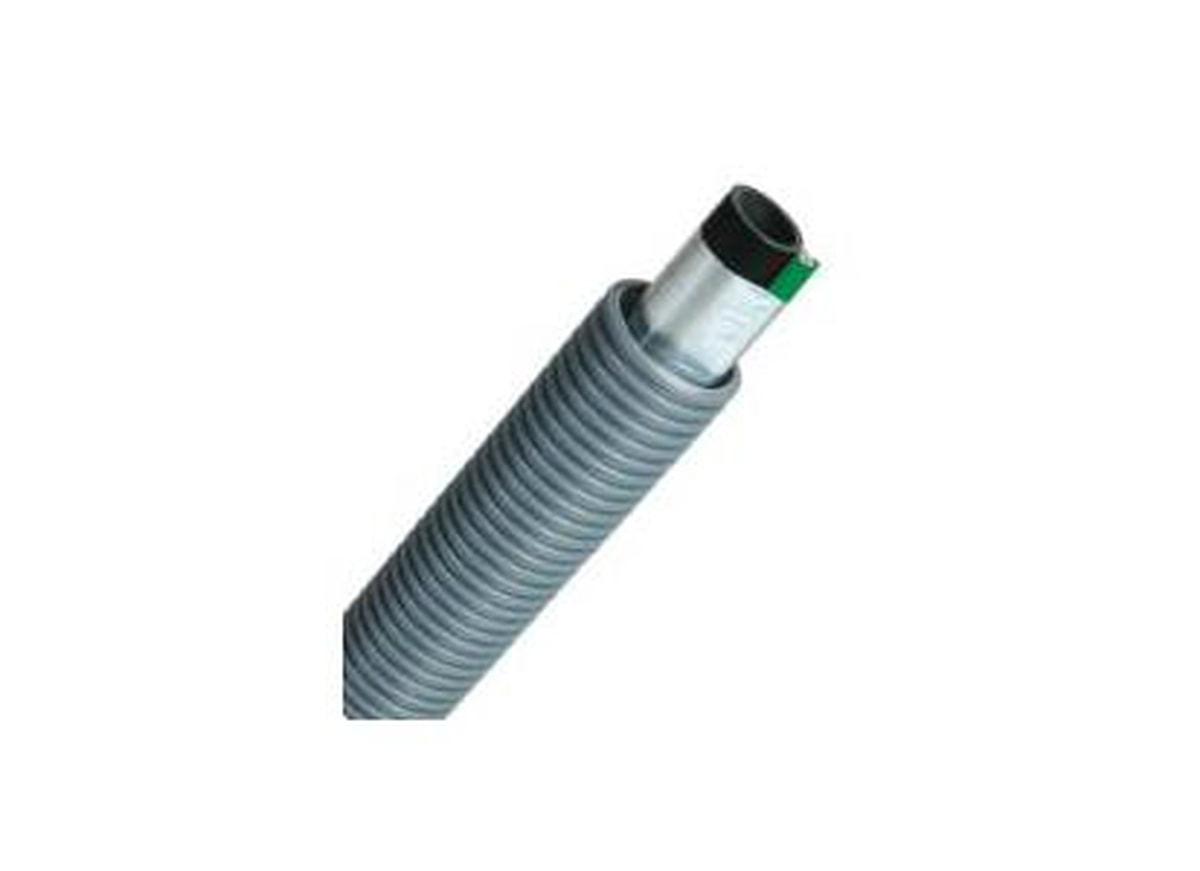 Isotermrør 60-300m T300 32/60 mm PN12,5 Grønn