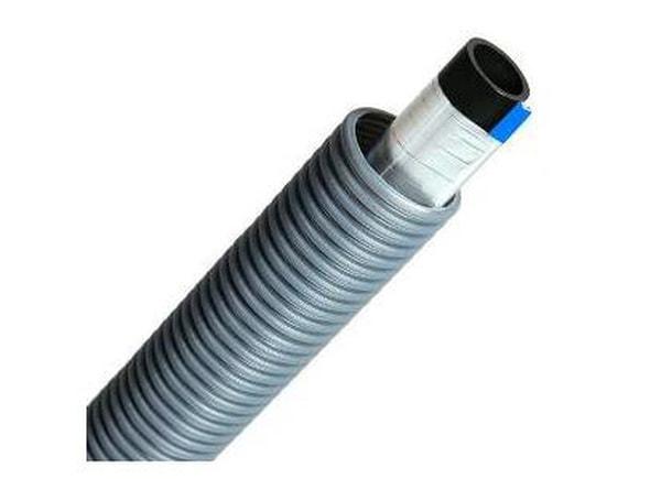 Bilde av Isotermrør 0-15m T2000 32/60 mm PE80 PN12,5 Blå