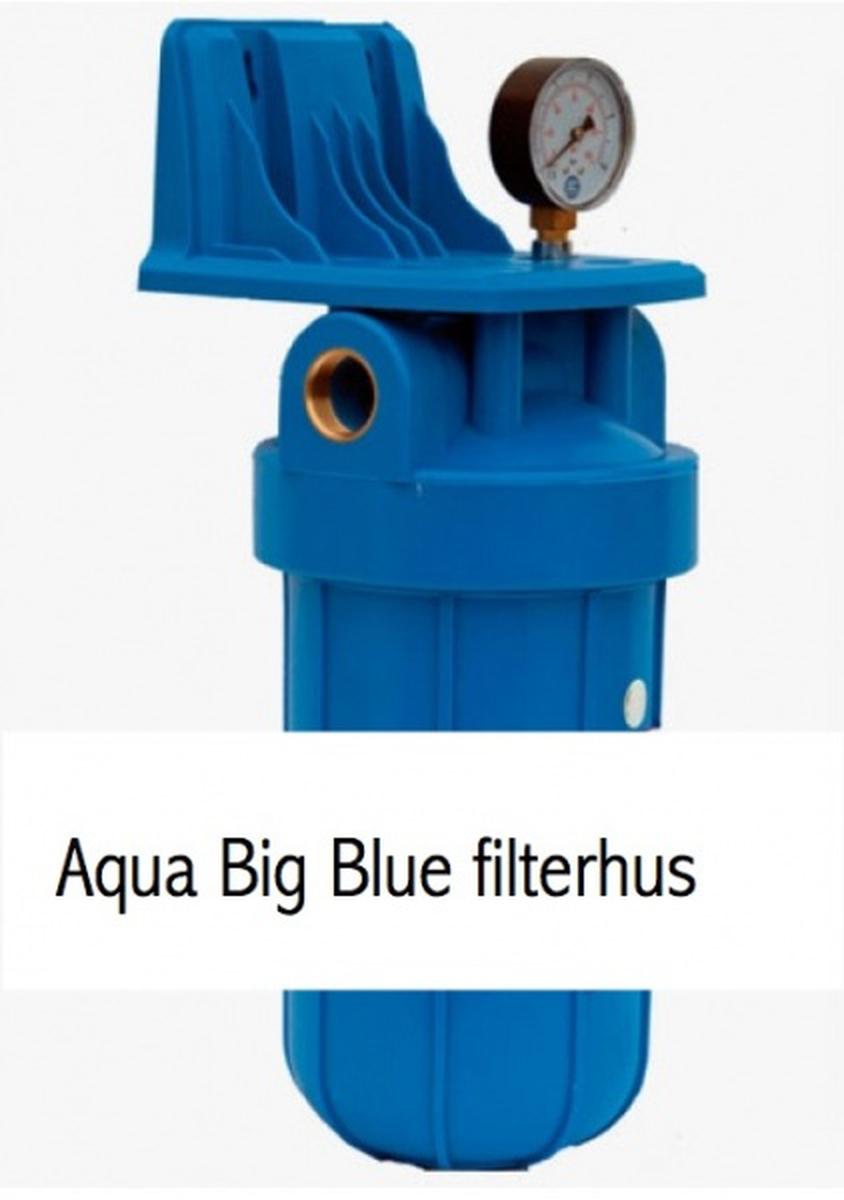Filterhus Big Blue 10