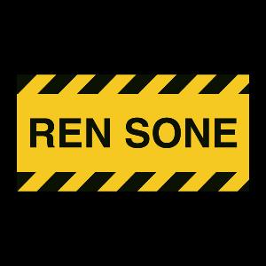 Bilde av Ren sone skilt 150 x 300 mm