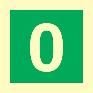 Bilde av Etasjeskilt - 0