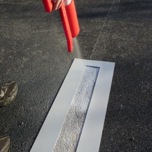 Bilde av Parkeringsstripe sjablong 270 cm