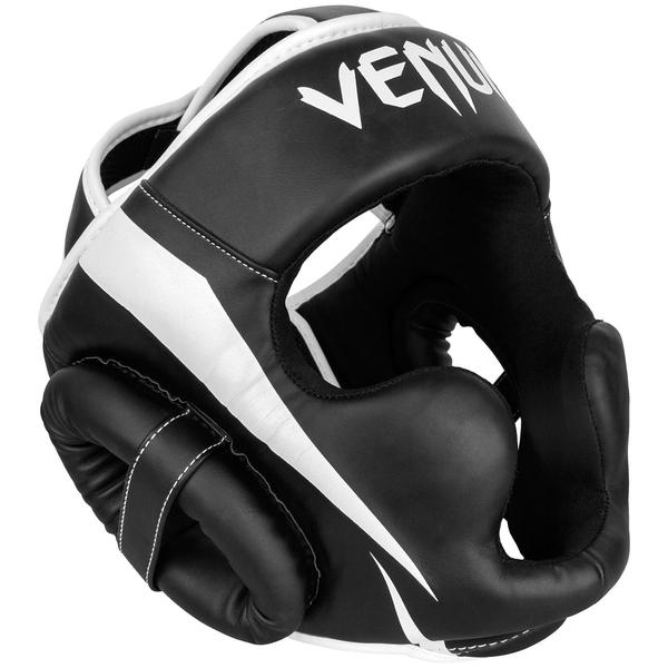 Bilde av VENUM Elite Hodebeskyttelse/hjelm - Svart/Hvit