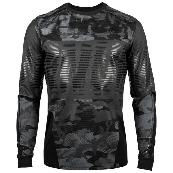 Bilde av VENUM Tactical T-Skjorte - Lang arm Svart