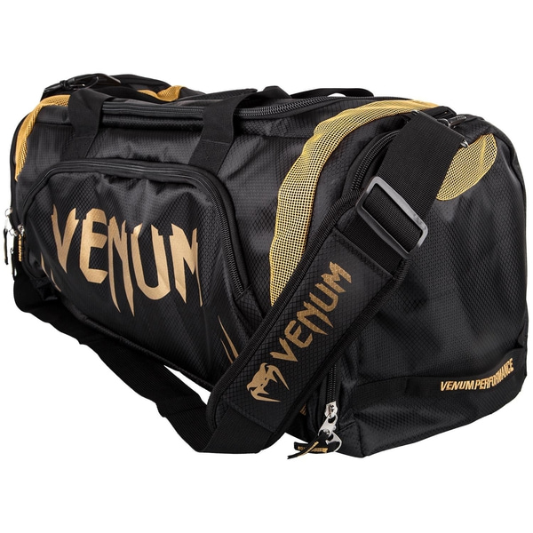 Bilde av VENUM Trainer Lite Sportsbag - Svart/Gull