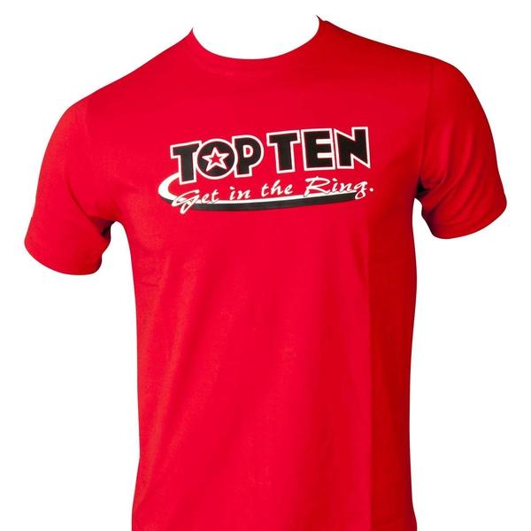 Bilde av TOP TEN Get in the Ring T-Skjorte
