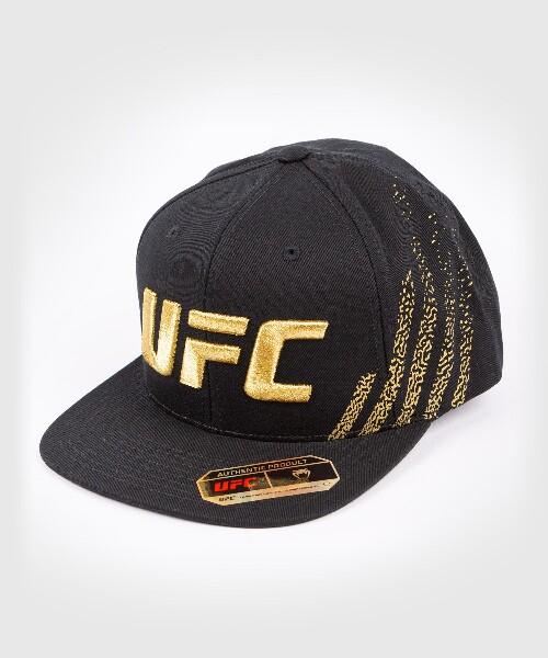 Bilde av VENUM UFC Offisiell Fight Night Caps - Svart/Gull
