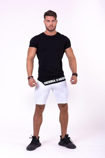 Bilde av NEBBIA Be Rebel! T-skjorte 140 - Svart