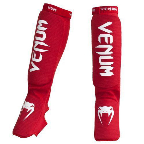 Bilde av VENUM Kontact Legg og Vristbeskytter - Rød